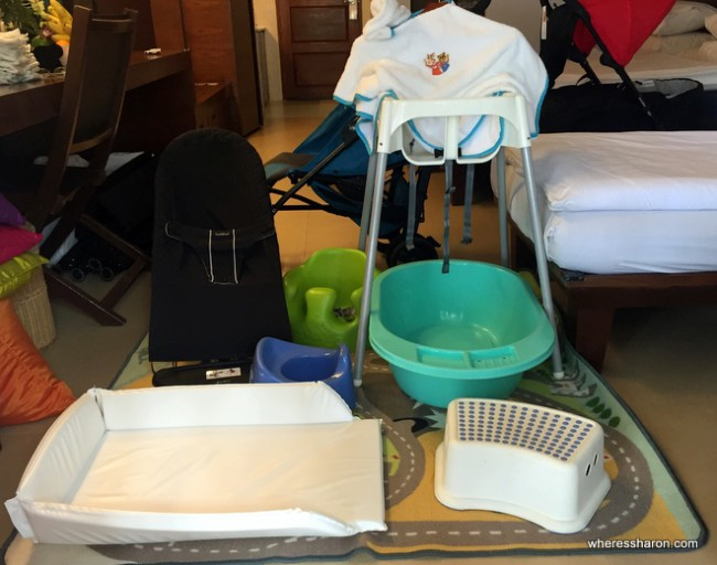 Sunwing Kamala Beach Happy Baby Studio