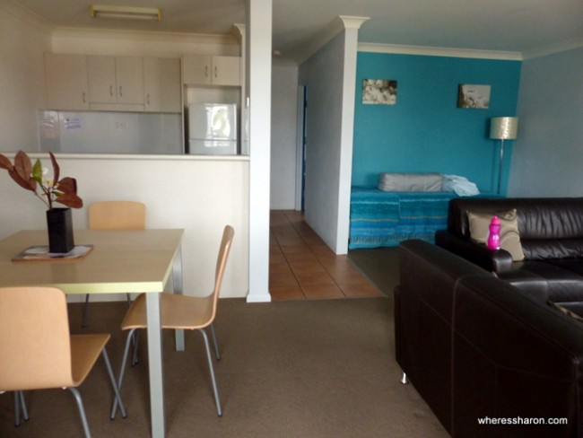 coffs harbour accommodation for families