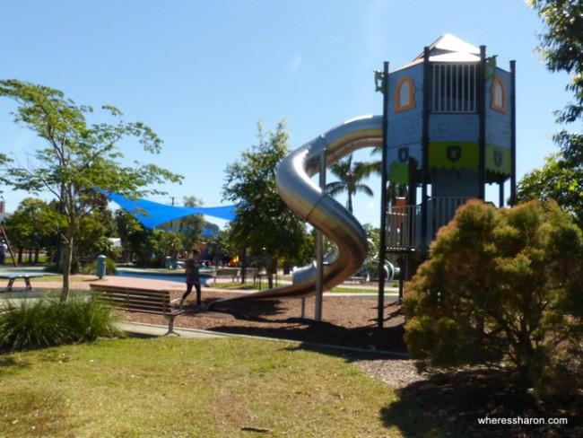 Brelsford Park Coffs for kids