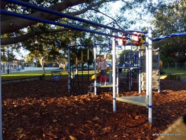 playground Coffs for kids
