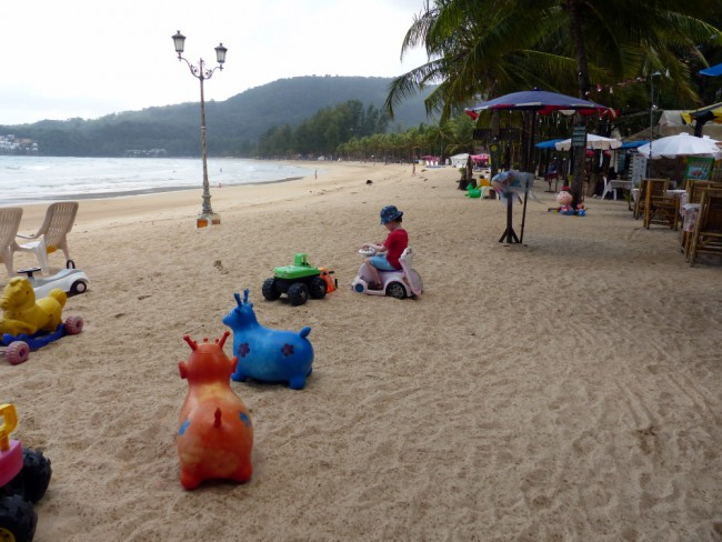 phuket activities for kids at kamala
