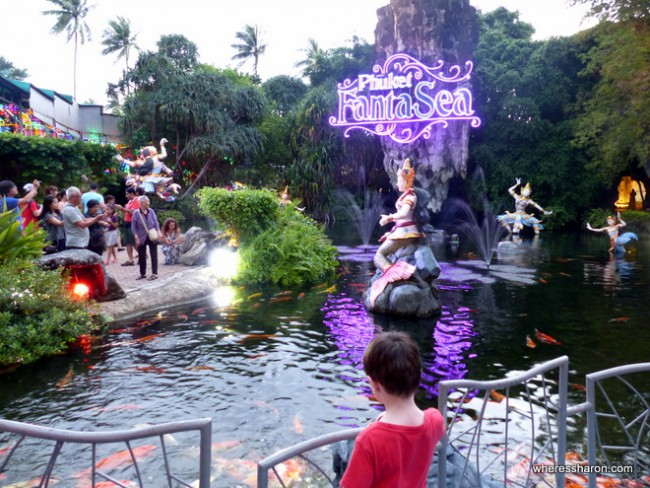 Phuket Fantasea review