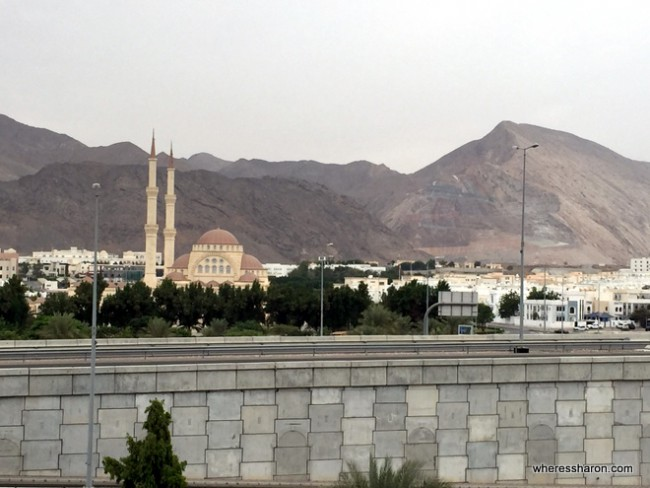 best place to stay in muscat at radisson blu