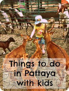 pattaya for family