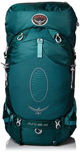 24cc58d6afbb The Osprey Aura 65 backpack is a popular choice – and for good reason. It  is lightweight