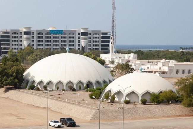 best places in muscat with kids