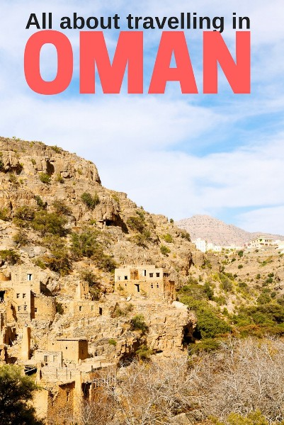 oman travel blog