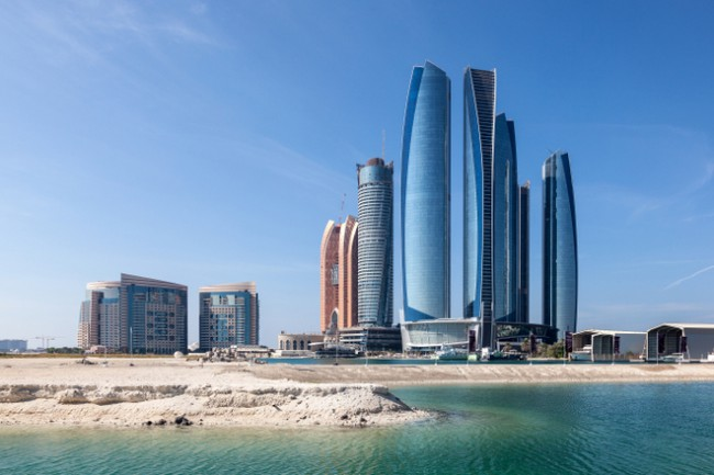 uae tourist places at etihad towers
