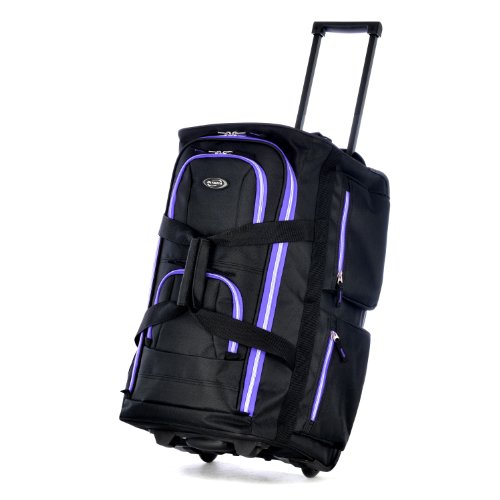 Olympia Is Another Name In The Luggage World And Their Duffel Bags Are Certainly High Quality This Particular Model One Of Best Travel