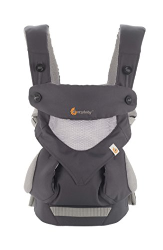 cad21f76e87 The Ergobaby 360 Cool Air Mesh baby carrier is a clear standout for the best  carrier for warmer climates. A big reason for this is how lightweight it is.