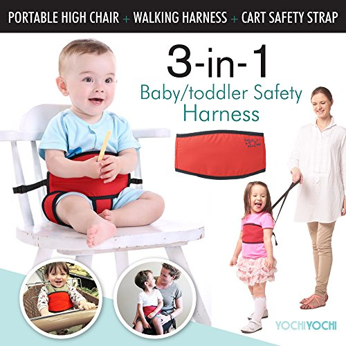 This Is A Fantastically Flexible Product And One Which Can Double Up As High Chair Or Harness For Regular Use Outdoors The Easily Fits On Most