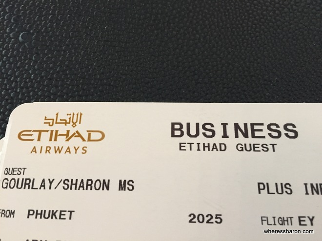etihad reviews business class