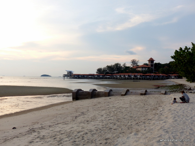 best hotels in port dickson by the beach