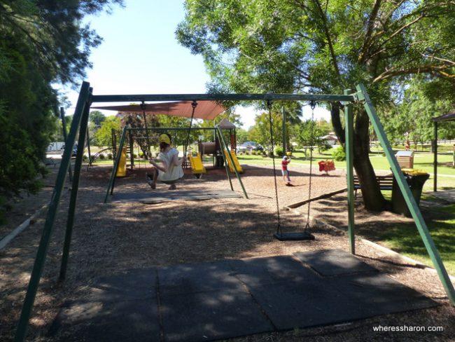 Barooga botanical garden park