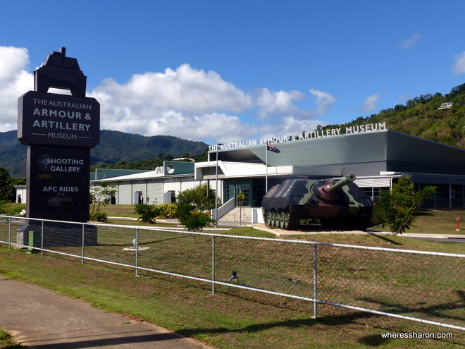 Australian Armoury and Artillery Museum