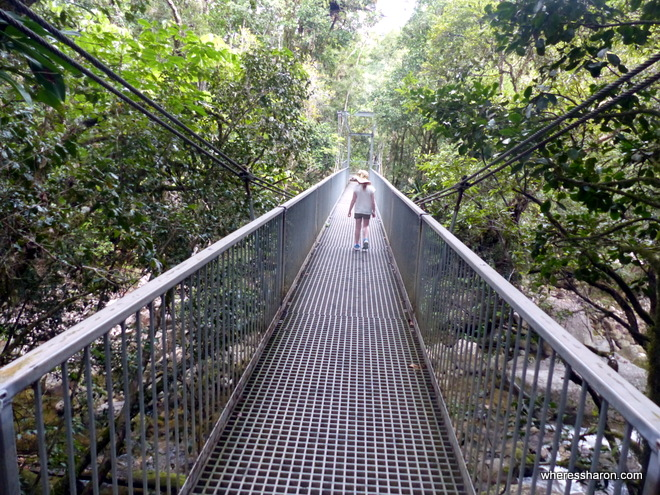 kids activities port douglas Mossman Gorge