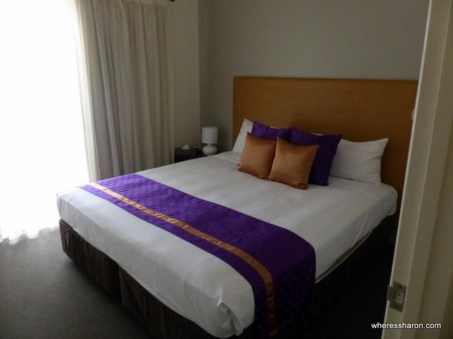 bedroom in Park Regis Townsville