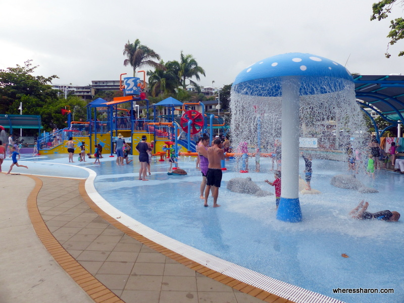 what to do around townsvilleat the strand waterpark