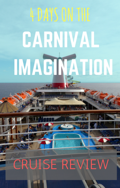4 Days Of Fun In Our Carnival Imagination Review Family Travel Blog Travel With Kids