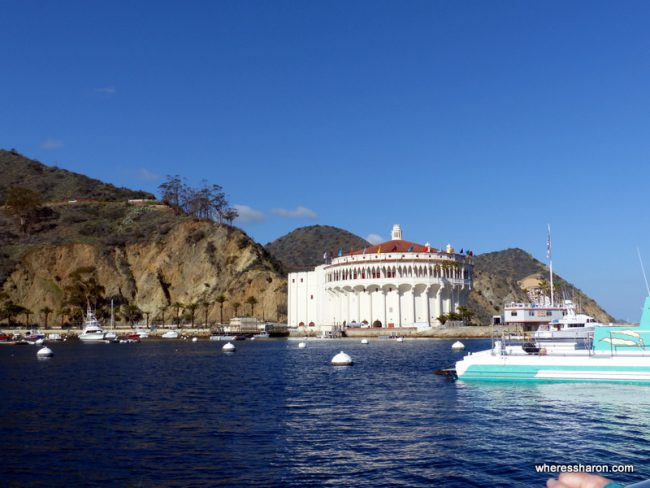 things to do in avalon catalina