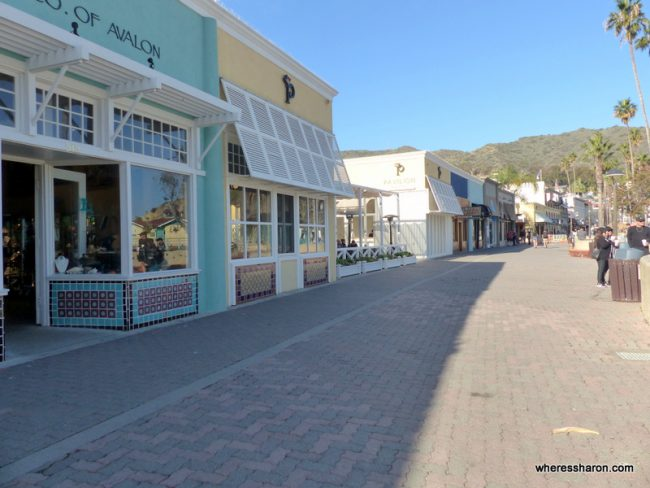catalina island california things to do