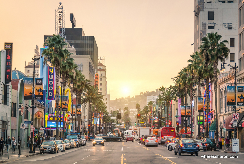 what to do with kids in la at Hollywood
