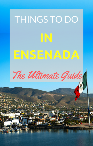 Things to do in ensenada cruise