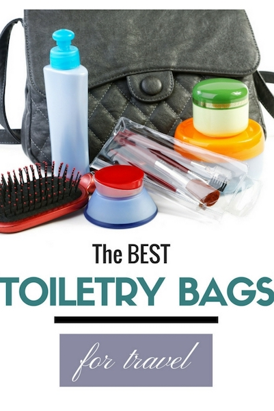 best toiletry bag mens