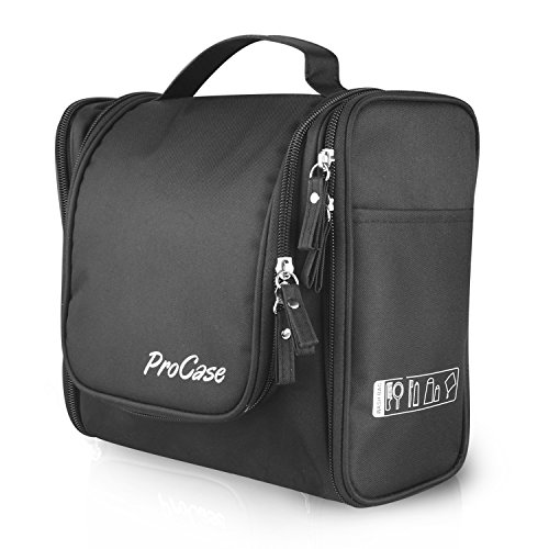 e0f6f09b73ae I can t say enough good things about the the ProCase Toieltry Bag – it has  been a life-changer. This is the best large toiletry bag I have owned.