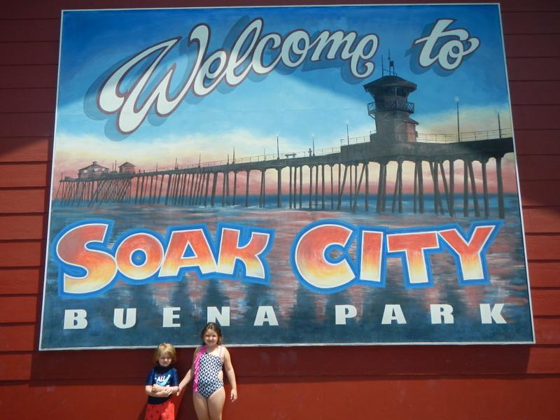 Soak City