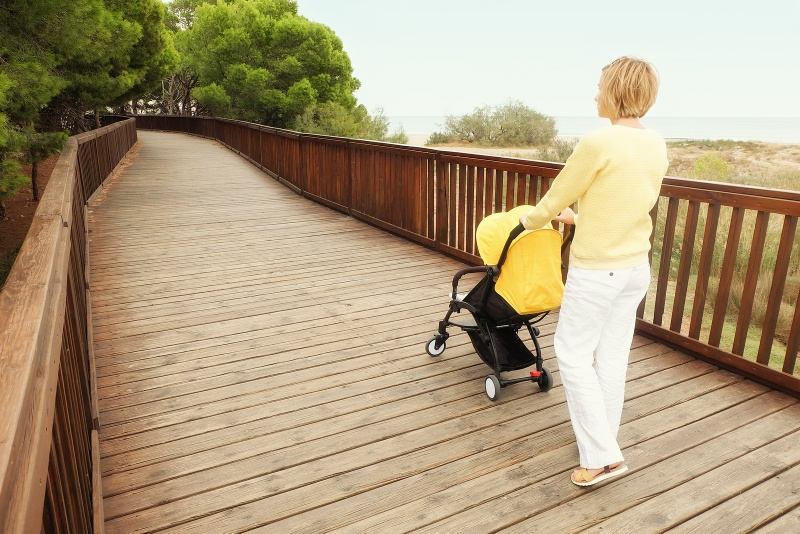 great feature of travel strollers