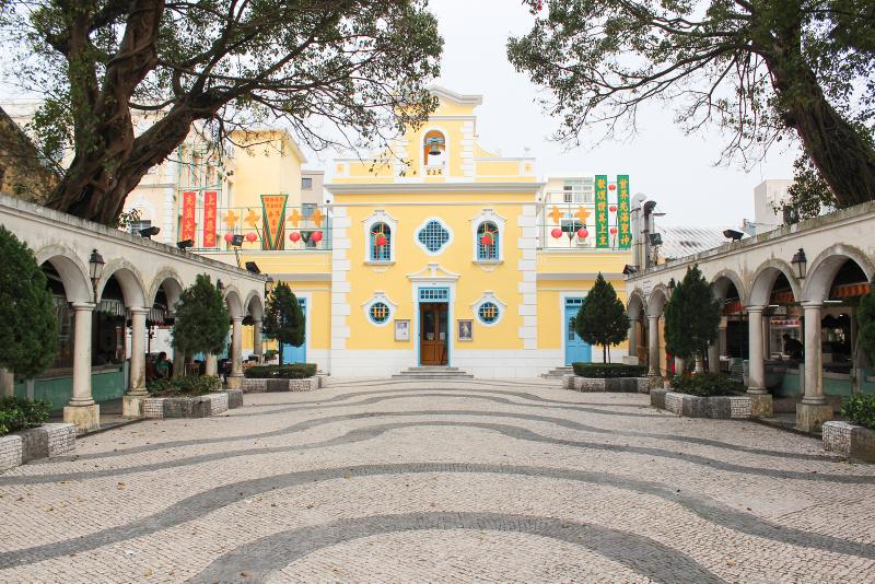 Coloane Macau