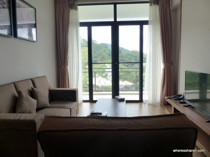 hotel in cameron highlands malaysia Nova Highlands Resort and Residence