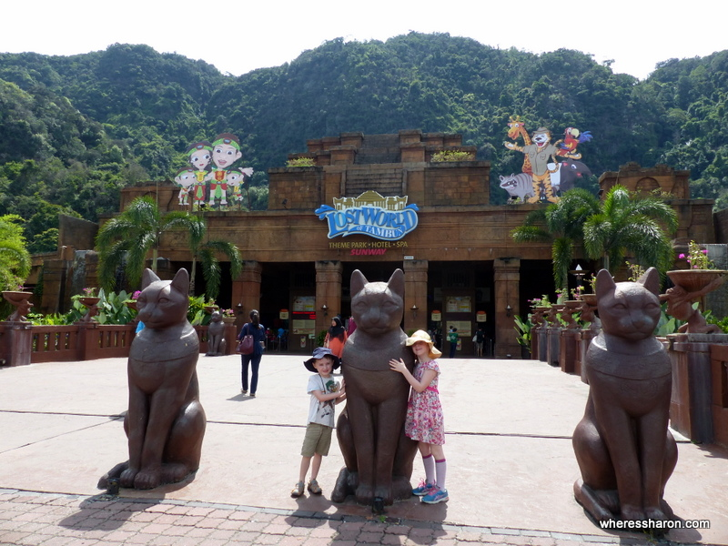 Fun in the sunway lost world of tambun review family travel blog sunway lost world of tambun review gumiabroncs Choice Image