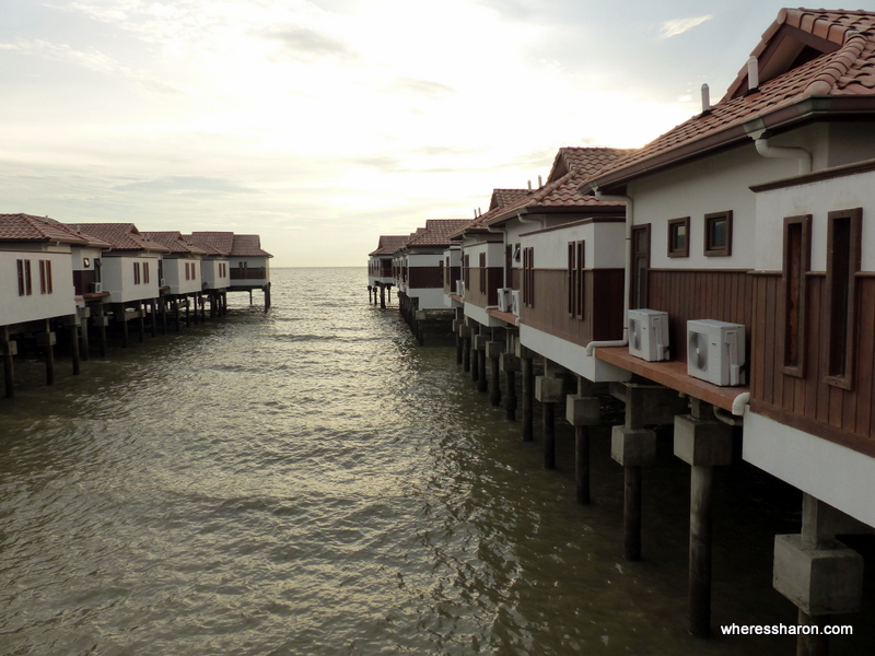 Best Villas Ever in our Grand Lexis Port Dickson Review