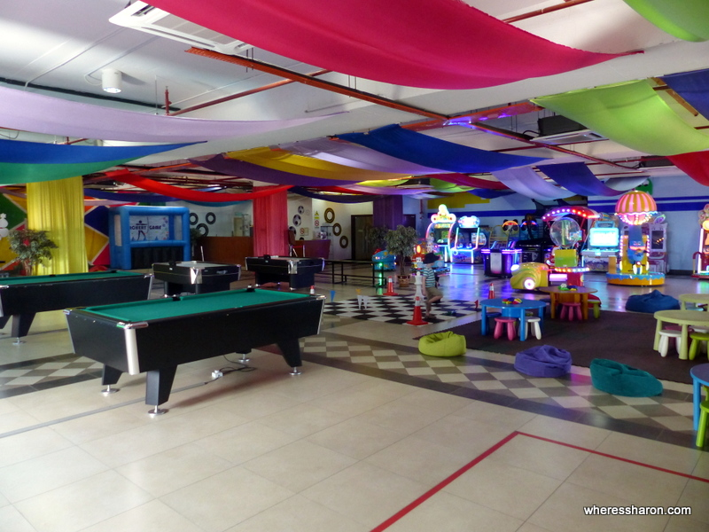 port dickson grand lexis play room