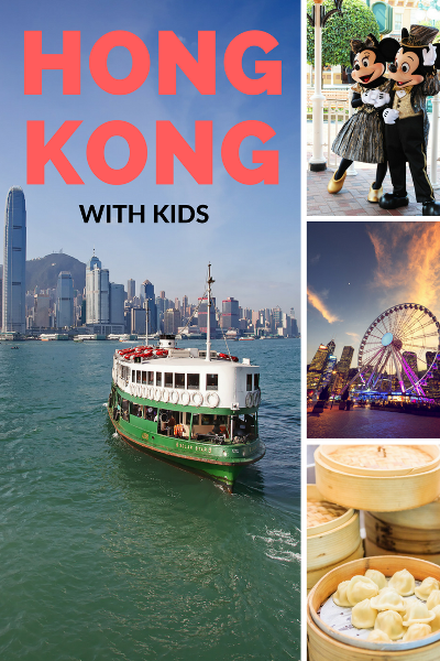 top things to do in Hong Kong with kids