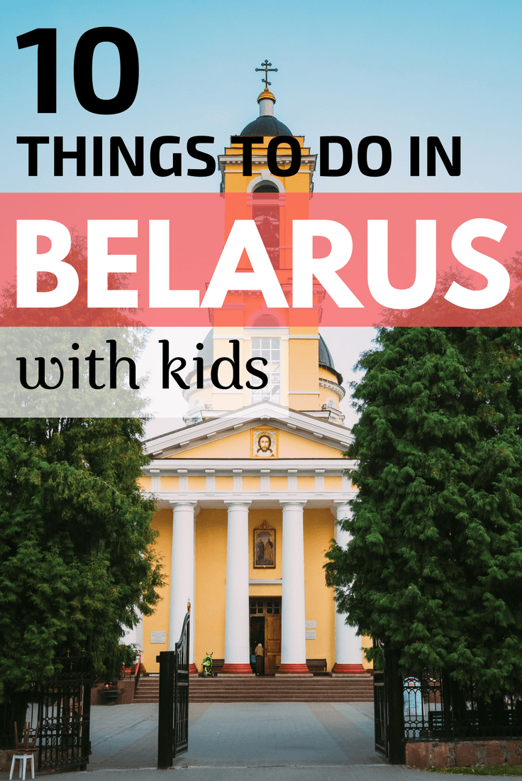 what to do in belarus