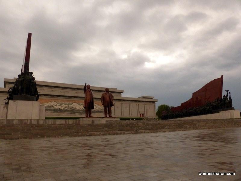 Mansudae Grand Monument