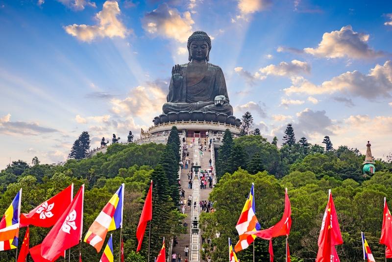 Tian Tin Buddha Lantau