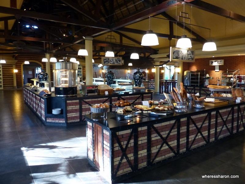 club med mauritius reviews buffet