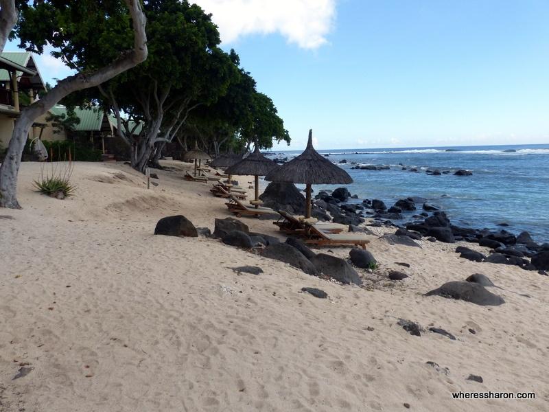 club med mauritius beach