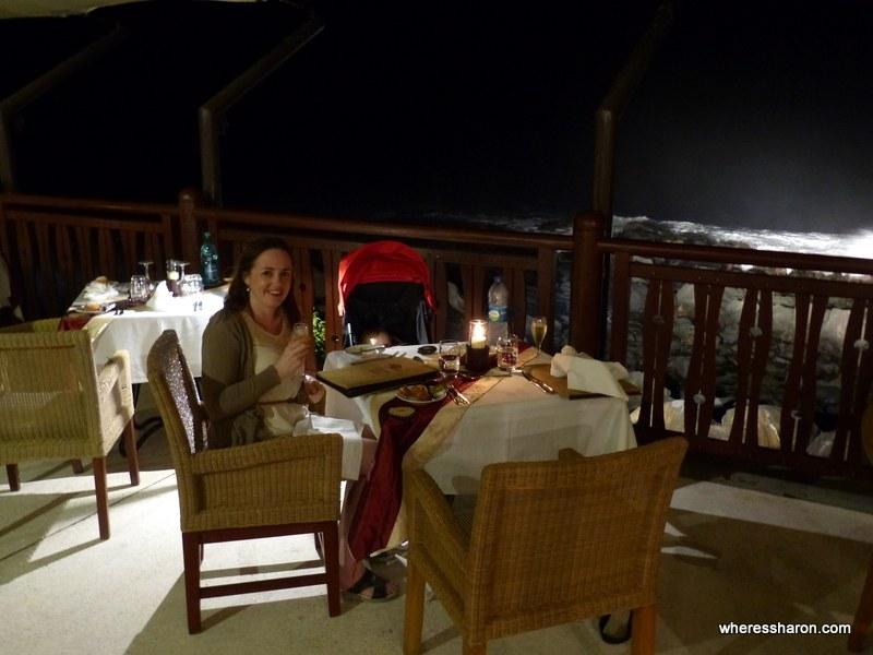Restaurant La Phare Club Med Albion