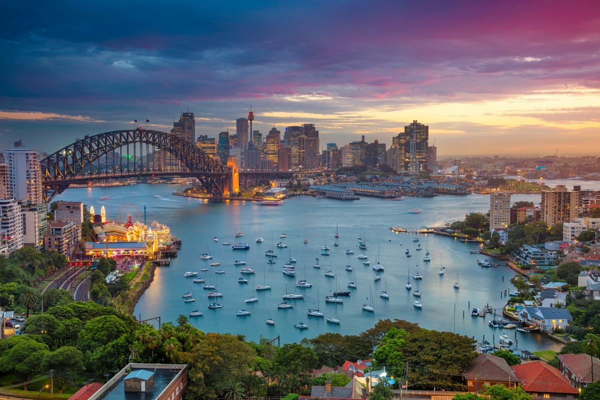 Things to do in Sydney with kids: Our 24 hour visit