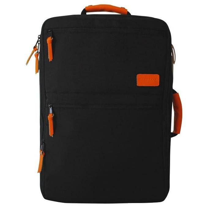 16498396d459 One of the best carry on bags I ve come across is the Standard Luggage Co.  carry on backpack. This bag is shaped more like a suitcase and opens in a U  shape ...