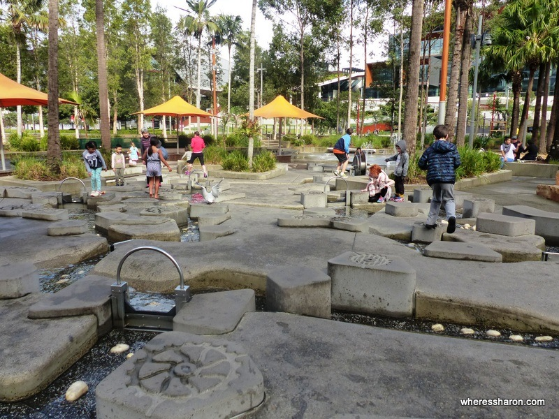 Darling Harbour Children's Plaground