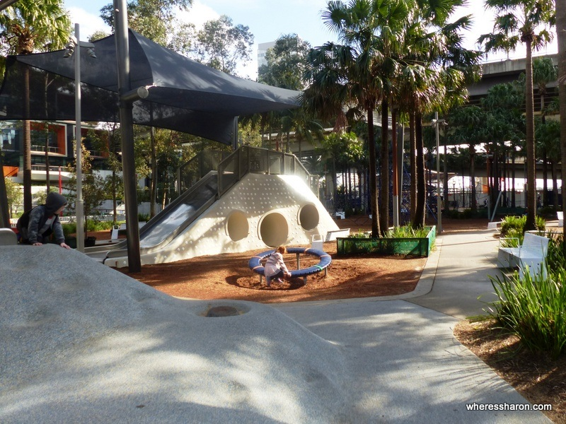 Darling Harbour Children's Playground adventure part