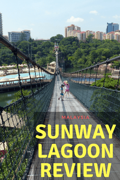 sunway lagoon review