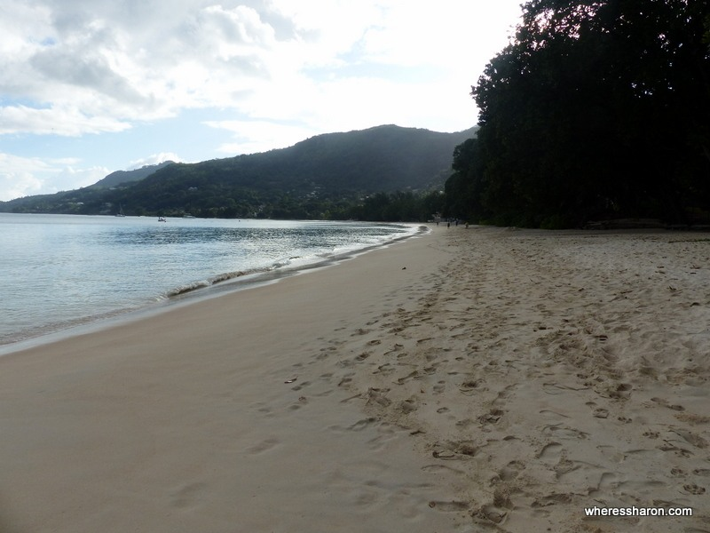 mahe seychelles things to do beau vallon beach