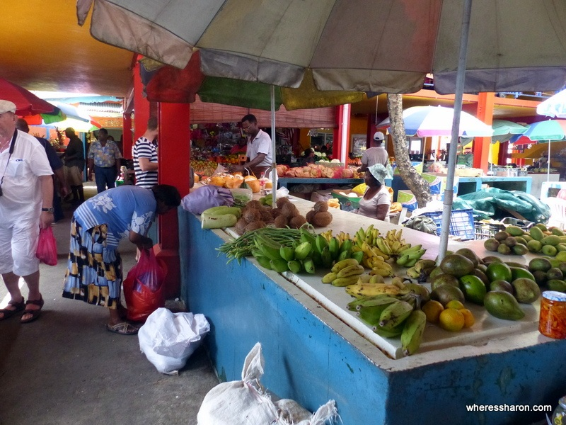 best things to do in seychelles mahe market